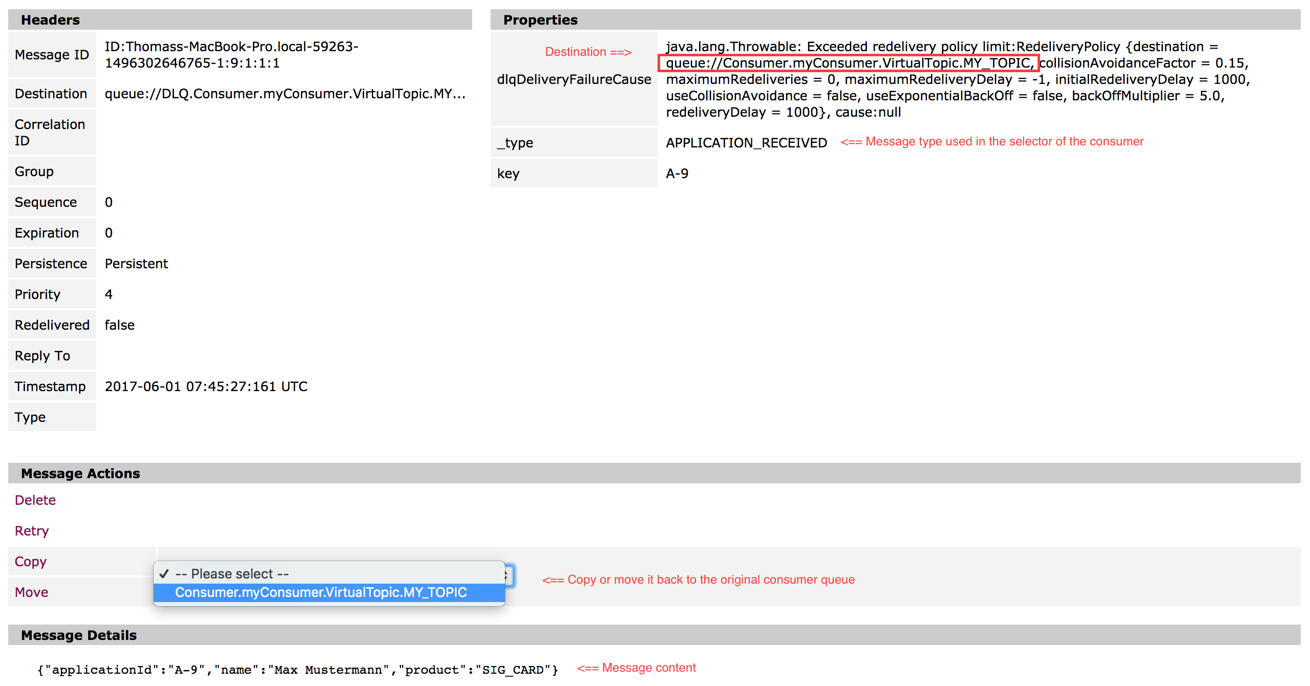 Effective error handling for ActiveMQ topics – Thomas Uhrig