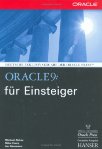 Oracle 9i für Einsteiger - Buchcover
